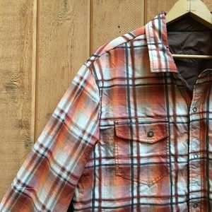 Prana Reversible Lightweight Jacket Coat